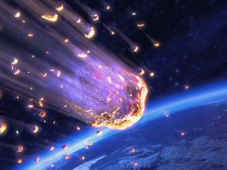 13.000 anni fa, una pioggia di comete colpì la Terra e causò una nuova glaciazione