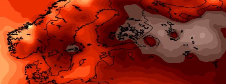 La tempesta di Natale e il clima terrestre impazzito