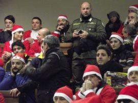 Le Guardie Ecologiche Volontarie di AK per donare qualche sorriso ai bambini ricoverati