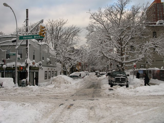Neve negli USA
