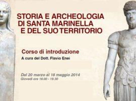"""""""STORIA E ARCHEOLOGIA DI SANTA MARINELLA"""":"""