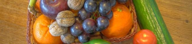 Frutta e verdura per vivere sani e a lungo