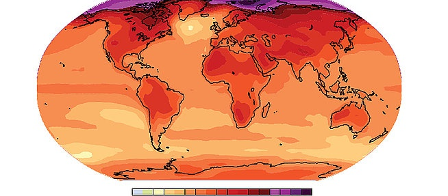 IPCC grafico incremento temperature previsto