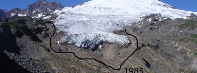 Ghiacciai alpini: perso più di 1 metro e mezzo nel 2017