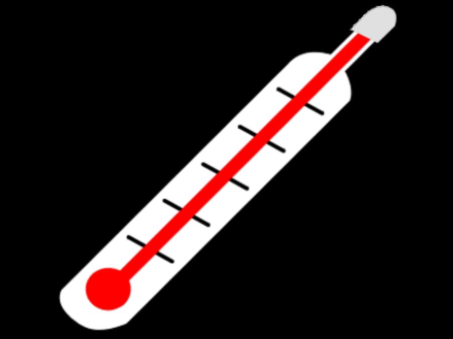 I record climatici italiani