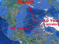 Per il NOAA potrebbe essere in corso un'inversione rapida dei poli