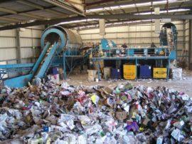 La destinazione dei rifiuti urbani nel 2013 in Italia (dossier rifiuti)