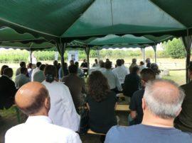 Successo al Lago di Vico per il primo raduno nazionale delle Guardie Ambientali di AK