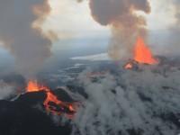 L'eruzione del vulcano islandese Bardarbunga non accenna a diminuire, potenziali rischi per il clima europeo