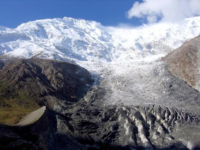 Karakorum ghiacciai