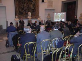 Al Campidoglio di Roma si è celebrata la conferenza stampa relativa alla decima edizione di Un Bosco per Kyoto