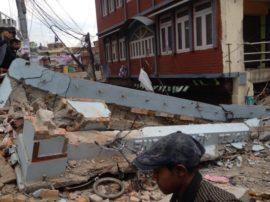 Un violento quanto anomalo Terremoto in Nepal