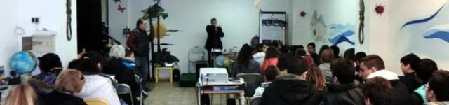 Continuano con successo gli incontri con le scuole del Lazio nella sede di Accademia Kronos