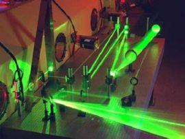 Lo sviluppo della tecnologia Laser