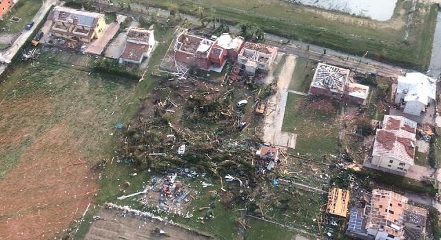 Tornado in Veneto