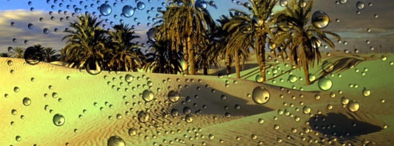 Temporali e piogge intense sul Sahara algerino, sta forse cambiando il clima dell'Africa settentrionale?