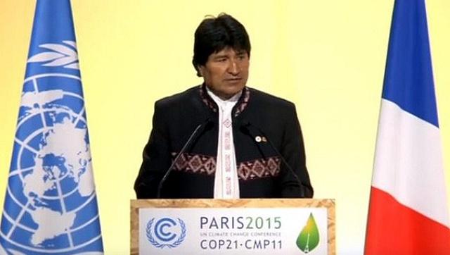 Morales-COP21