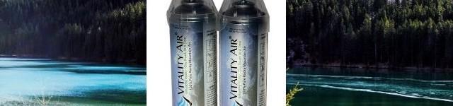 In Cina si vende aria Canadese in bottiglia!