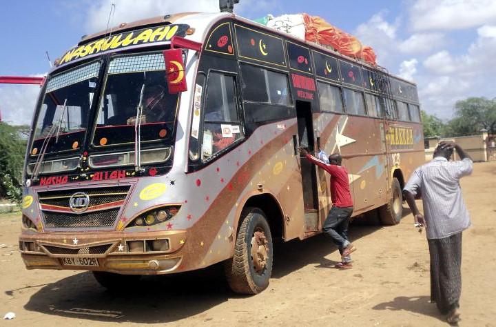 Kenya Bus