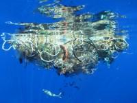 Grandi isole di plastica nell'Oceano Pacifico