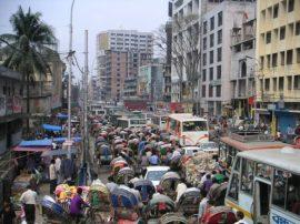 Il Bangladesh tra i leader mondiali nella produzione di gas serra!