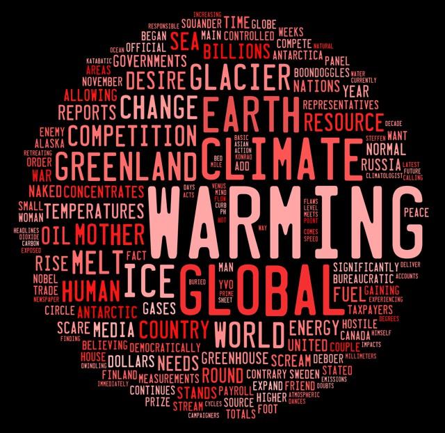 global warming grafx