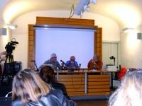 Conferenza stampa sulla ratifica dell'accordo di Parigi sul clima