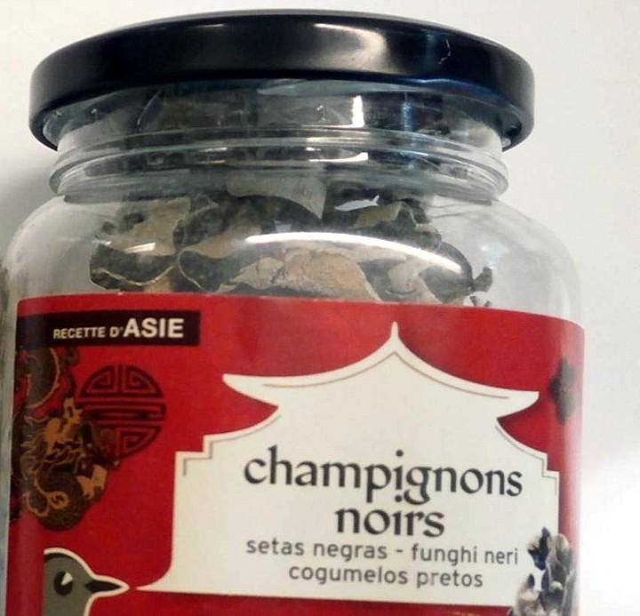 confezione champignons noirs