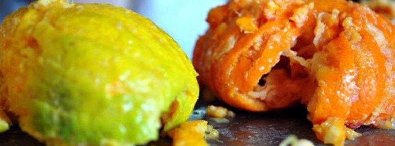 Il pastazzo di agrumi diventa una risorsa per produrre brioche dietetiche, bevande, tessuti e fertilizzanti!