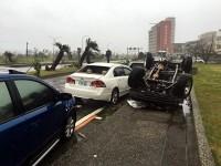 A Taiwan è arrivato il primo tifone di stagione con una potenza eccezionale