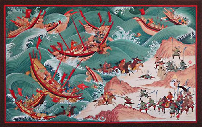 mongolinvasion