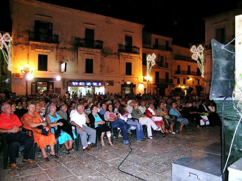 Il pubblico alle manifestazioni di Bosco Italia