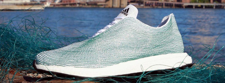 Scarpe da ginnastica prodotte dai rifiuti degli oceani – AKNEWS