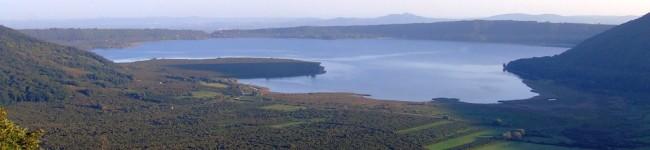 2 satelliti per monitorare il lago di Vico (provincia di Viterbo)