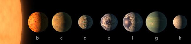 Grazie al telescopio Trappist, miti e leggende degli antichi cominciano a prendere forma