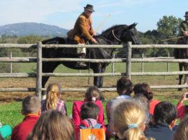 La sezione di AK di Manziana propone a tutti gli amici e soci di far rivivere una struttura che ospita cavalli e molti altri animali da fattoria