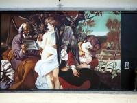 Copiando Caravaggio