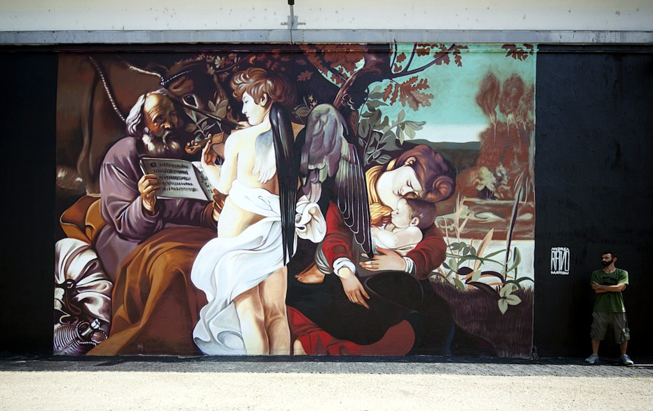 Ravo-Caravaggio