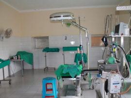 Inquinamento indoor negli ospedali
