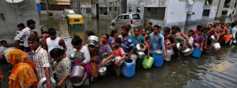 Più di 2000 persone sono morte per i monsoni in India, Pakistan, Nepal e Bangladesh
