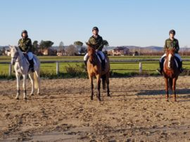 Nasce in Italia il primo nucleo di guardie zoofile e ambientali a cavallo