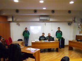 Successo del primo incontro al 1° Municipio di Roma per creare le squadre di Osservatori Ambientali