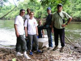 Accademia Kronos con il Popolo della Selva Amazzonica