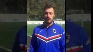 Io faccio la mia parte… Emiliano Viviano (portiere della Sampdoria)