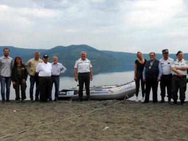 Due satelliti ESA per leggere lo stato di salute del lago di Vico