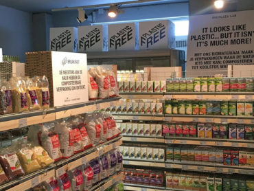 "Nascono ad Amsterdam i primi negozi ""plastic free"""