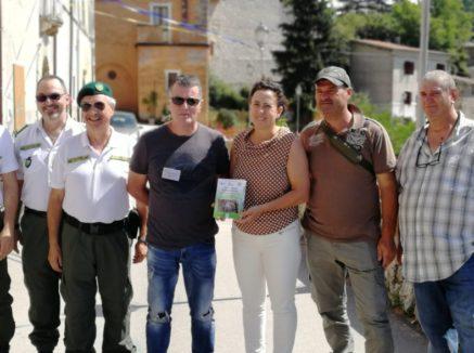 Le città di Amatrice e di Posta accolgono con entusiasmo i nostri di Accademia Kronos