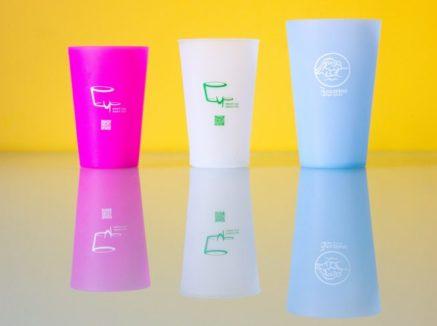 Pcup, una soluzione intelligente contro l'invasione della plastica