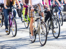 Una pedalata per il clima