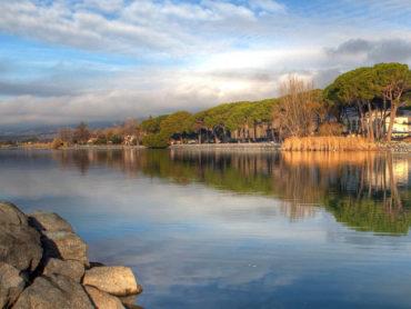Allarme per la salute delle acque del lago di Bolsena